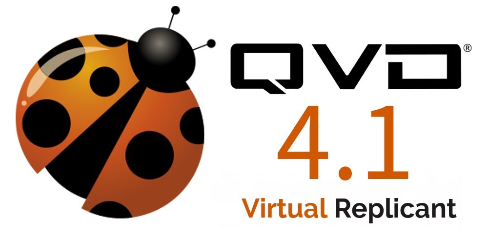 QVD 4.1 Virtual Replicant